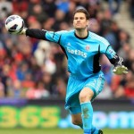 The Blues Incar Sosok Asmir Begovic