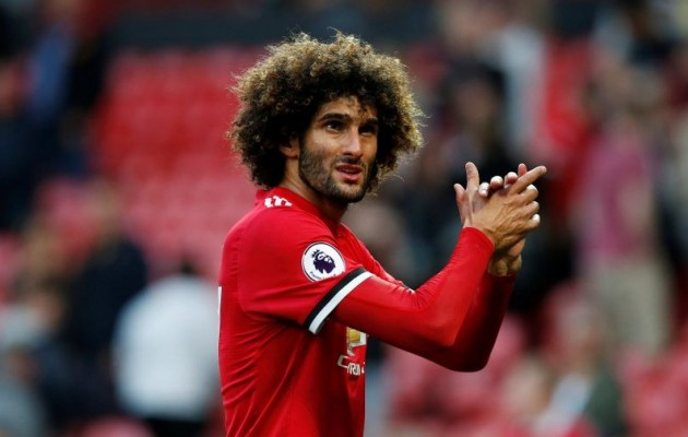 AS Monaco Siap Tampung Marouane Fellaini
