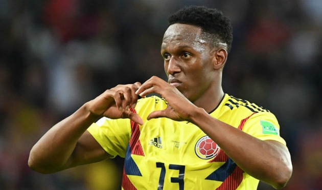Liverpool Ingin Bajak Yerry Mina